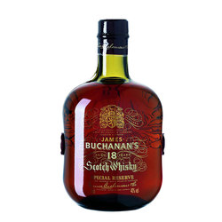 Whisky Buchanans 18 anos 750ml c/est