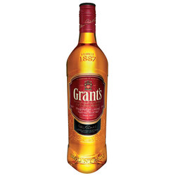 Whisky Grants 1 lts. s/est 9 anos
