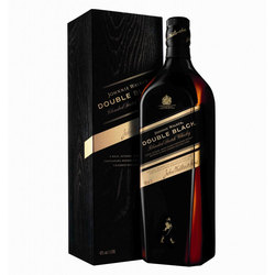 Whisky Johnnie Walker Double Black 1L c/est