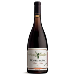 Vinho Montes Alpha Pinotnoir 750ml
