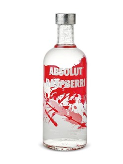 Vodka Absolut Raspberry 1,750L