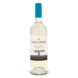 Vinho Santa Carolina Reservado Blanco 750ml