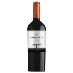 Vinho Santa Carolina 750ml