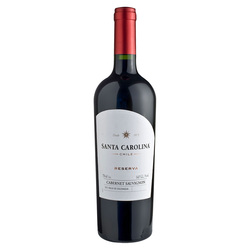 SANTA CAROLINA RES. FAM. CAB.SAUV 750ML VINHO - CHILE Uni.