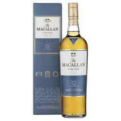 MACALLAN TREIPLE CASK MATURED  700ML C/ EST SGL MALT 12 A Uni.