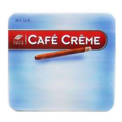 CIGARRO CAFE CREME BLUE - + Uni.
