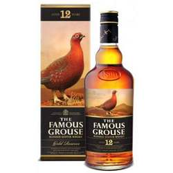 Whisky Famouse Grouse Reserva 1L