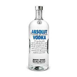 Vodka Absolut 1,750L