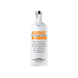 Vodka Absolut Mandarin 1,750L
