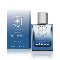 Perfume Swiss Army Steel EDT 100ml