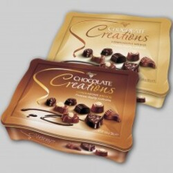CHOCOLATE CREATIONS PREMIUM LATA 228GR Uni.