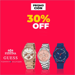 RELOJES TOMMY, FESTINA, GUESS