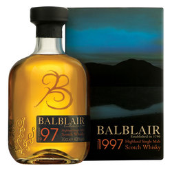 Whisky Balblair Vintage 1997 700ml