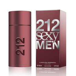 Perfume Carolina Herrera 212 Sexy  EDT 100ml
