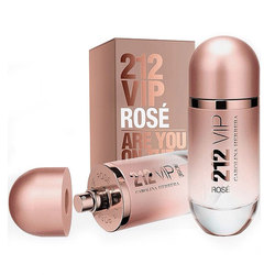 Perfume Carolina Herrera 212 Vip Rose EDP 80ml