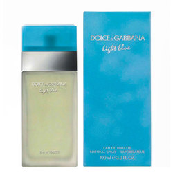 Perfume Dolce Gabbana Light Blue Fem. 100ml EDT